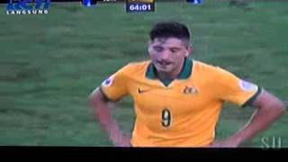 Piala Asia U 19 Indonesia Vs Australia Babak 2