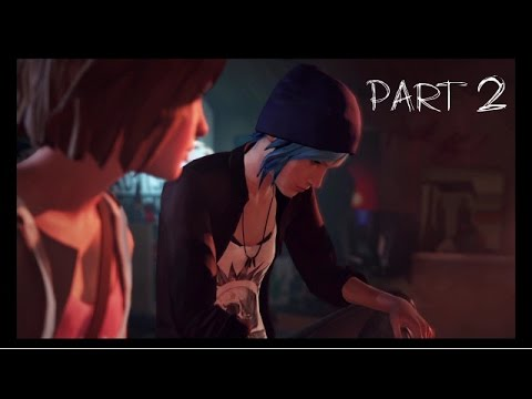 Life is Strange Episode 1 - Walkthough Gameplay - Part 2- Welcome Home (PS4)