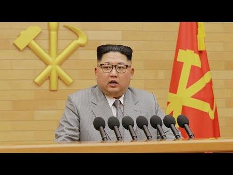 الزعيم كيم جونغ أون يتخلى عن حلم أبيه وجده ويعلن وقف التجارب النووية والصاروخية…  - نشر قبل 5 ساعة