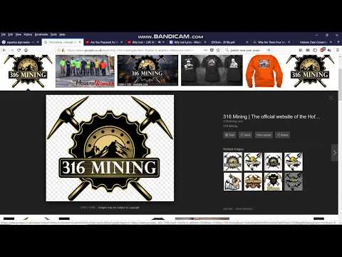 316 Mining! Can All This Really Be Coincidence?