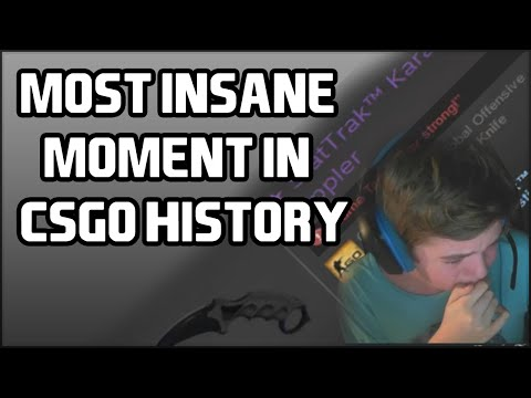 Craziest thing ever - Most insane thing in the CS:GO/Twitch Community - #StopBullying