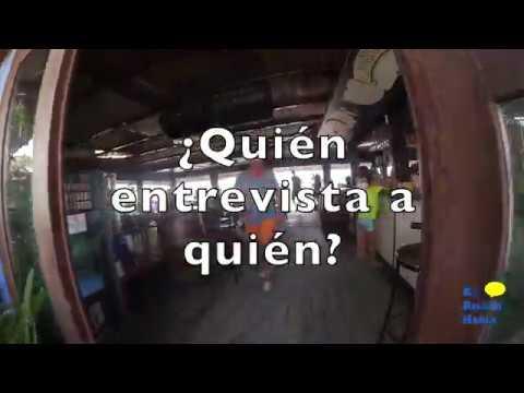 ¿Quién entrevista a quién? Pepa Villegas - Chiringuito La Inopia