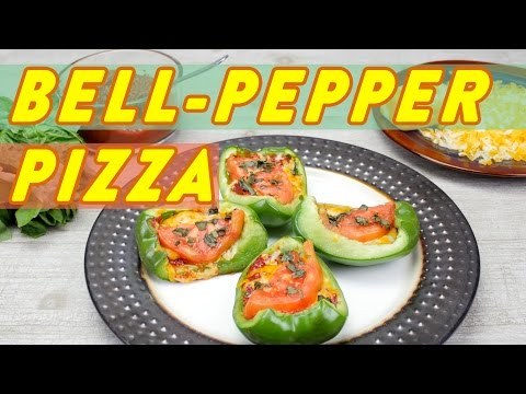 Bell Pepper Pizza