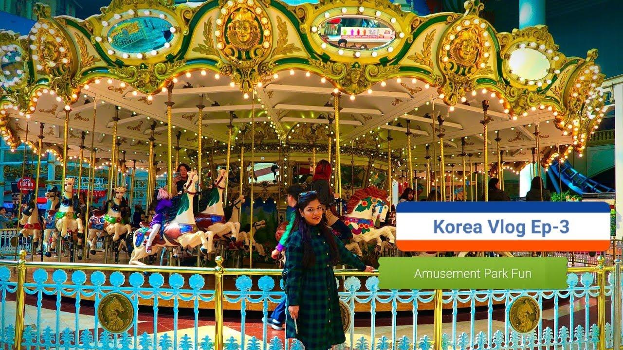Korea Things To Do Lotte World Amusement Park Lotte Duty Free Shopping Superprincessjo