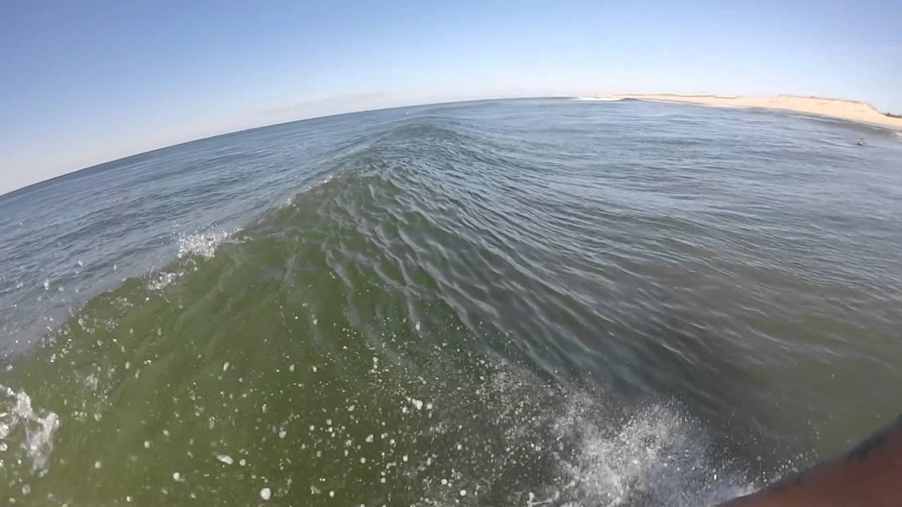 Surfing Robert Moses Coopers Beach August 2015