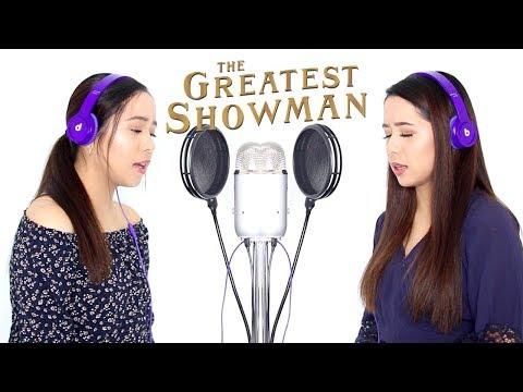Rewrite The Stars - Zac Efron & Zendaya (The Greatest Showman Cover)