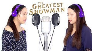 Download Lagu Rewrite The Stars - Zac Efron & Zendaya (The Greatest Showman Cover) Mp3
