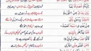 Best Quran Recitation Surah Saff - Abu Hafs Jamat Ud Dawah