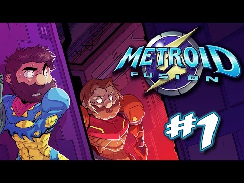 Metroid | Let's Play Ep. 1: So Fresh so Clean | Super Beard Bros.