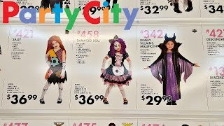 PARTY CITY  Halloween Costumes  2017 - Look With Me