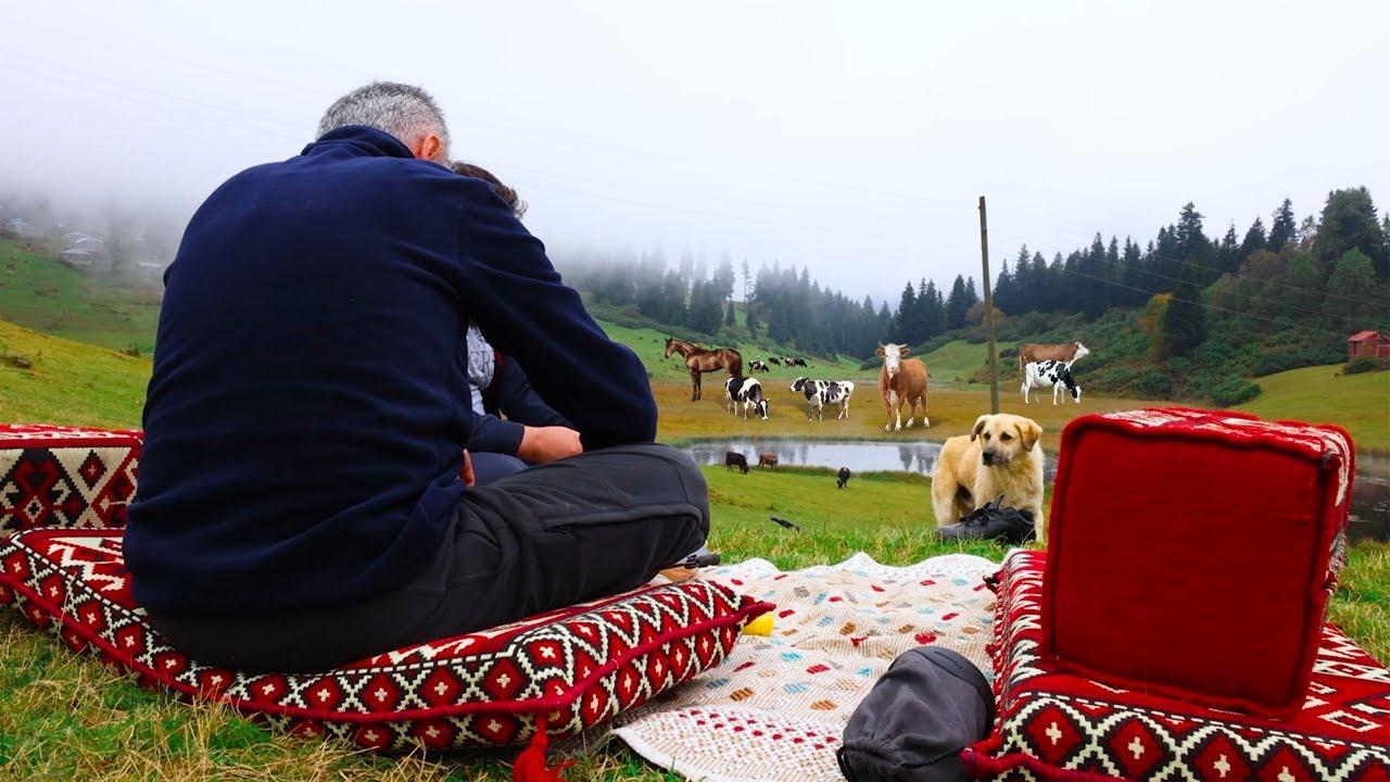 الشمال التركي 2021 | الريف التركي | اجمل مكان في تركيا |قطعة من الجنة