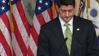 Paul Ryan: We just didn