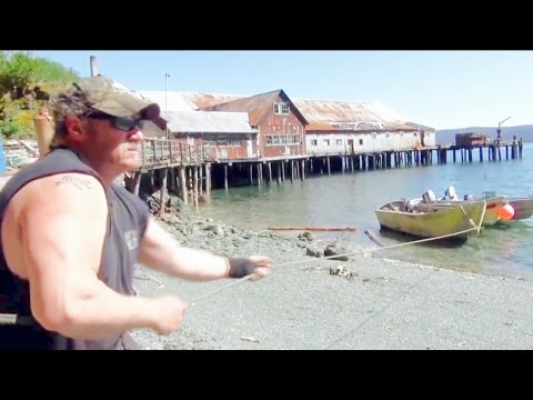 """Alaska Life"" ""Wildlife Adventure Exploring a Remote Island"""