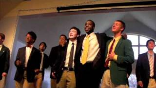 "The Dartmouth Aires perform ""Shamma Lamma Ding Dong"" by Otis Day an..."