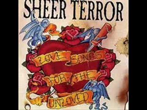 Sheer Terror - Love Song For The Unloved