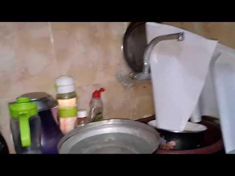 حولت مطبخ امي المكركب  لي مطبخ تركي علي قد ظروفنا