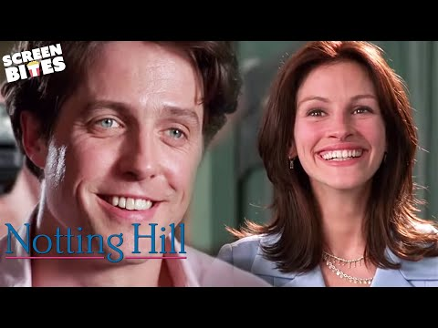 Final Scene | William and Anna's Wedding | Notting Hill | Sc