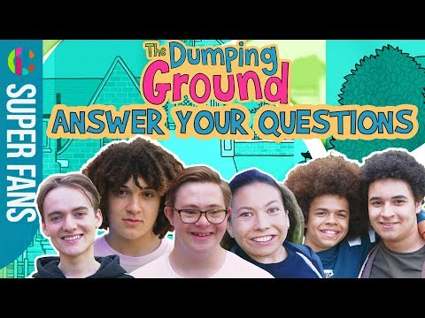 The Dumping Ground Cast React To Your Questions