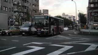 関東バス C2011 KP-MC337K 青梅街道営業所 四面道 HD