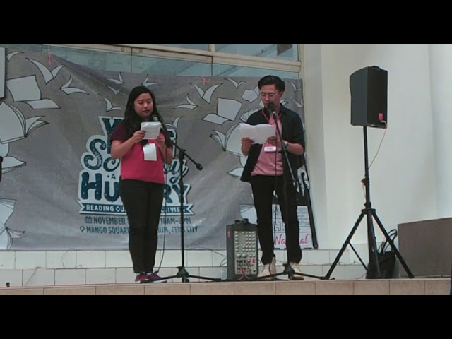 Old Enemies Make the Best Lovers by Kate Sebastian performed by Salve Villarosa and Choi