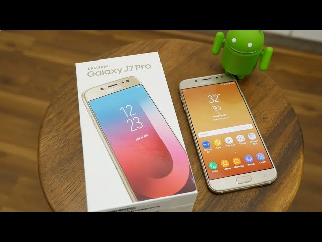 Samsung Galaxy J7 Pro 32GB Price in India, Full