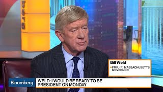 Former Massachusetts Governor Bill Weld Says He Can Beat Trump…