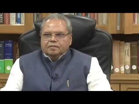 Interview Of Satya Pal Malik, Governor Of Jammu And Kashmir | UNT