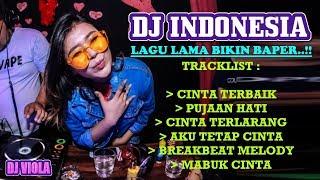 DJ Lagu Indonesia 2018 | Lagu Lama Bikin Baper | Breakbeat Indonesia 2018 - Stafaband