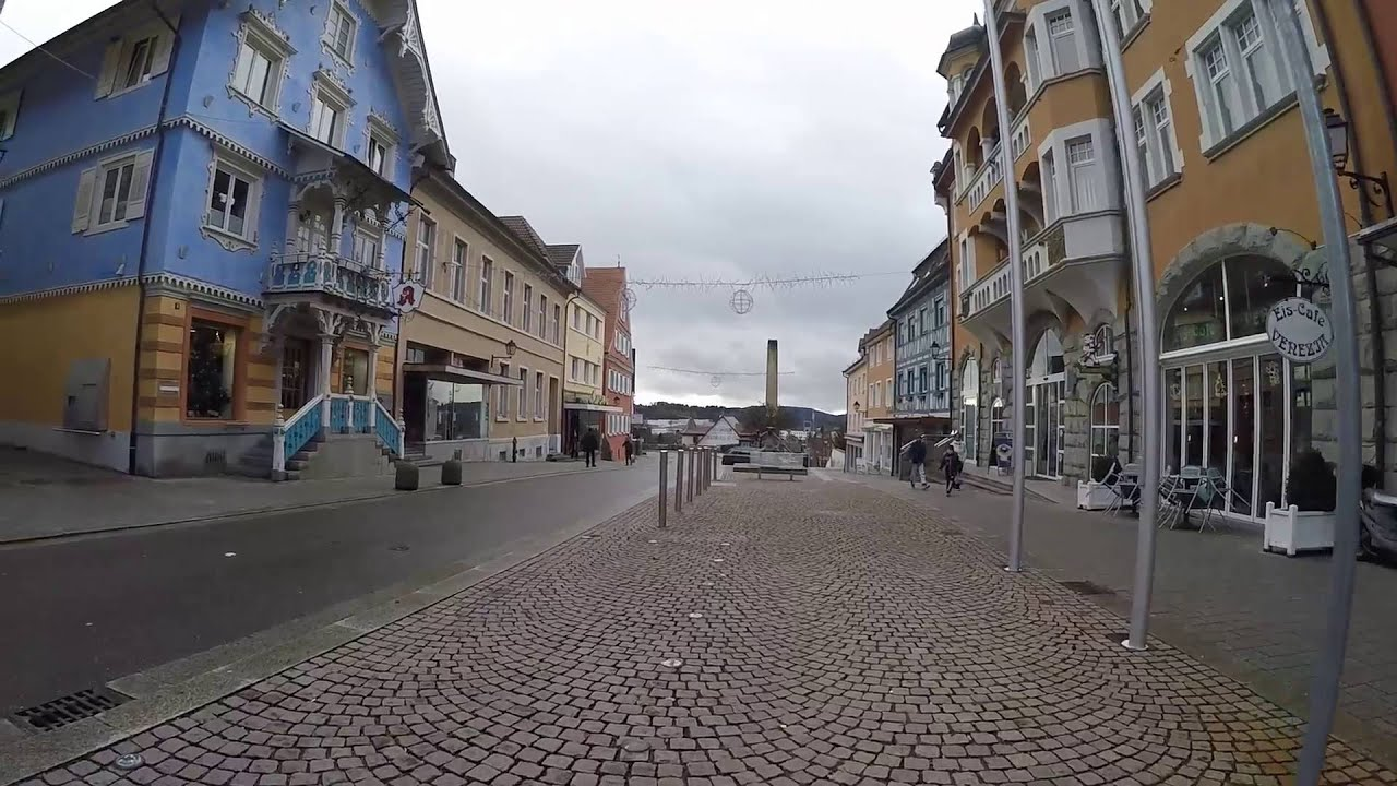 street view stockach am bodensee in germany youtube. Black Bedroom Furniture Sets. Home Design Ideas