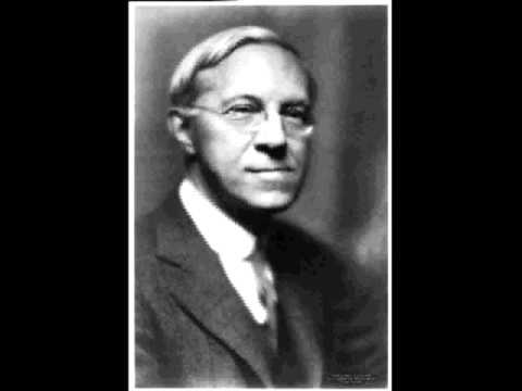 Daniel Gregory Mason (1873-1953): Symphony No. 1 in C MInor, Op. 11 (1914; rev. 1922)