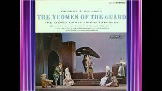 Yeomen Of The Guard (Act 2) - D