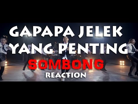 GAPAPA JELEK YANG PENTING SOMBONG REACTION