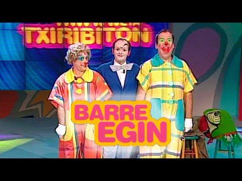 BARRE EGIN - Txirri, Mirri eta Txiribiton (1998)