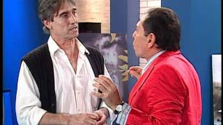 """A Que Te Ríes - Invitado Especial Guillermo Davila en """"Yo no soy de hierro"""" 19 de junio 2011"""