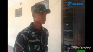 Ingat Firman Anak SAD yang Ikut Tes TNI, Lihat Gagahnya Ia Sekarang