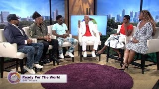 Sister Circle Live | Oh Sheila! Ready For The World IS BACK!