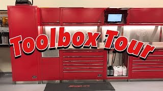 TOOLBOX TOUR 2017 - Company Supplied Box Good or Bad?