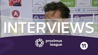 INTERVIEWS / Roeselare - Lierse (Roeselare) 25/11/2017