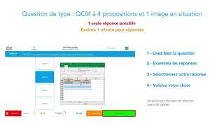 Vidéo d'aide au passage de test PCIE
