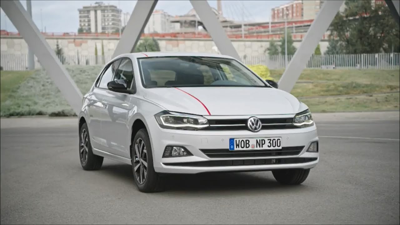 volkswagen polo 2018 top 10 things you need to know youtube. Black Bedroom Furniture Sets. Home Design Ideas