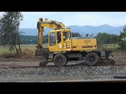 Travel Trains Bulgaria to Greece - Svilengrad to Alexandroupolis