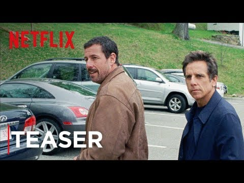 The Meyerowitz Stories New and Selected   HD  Netflix