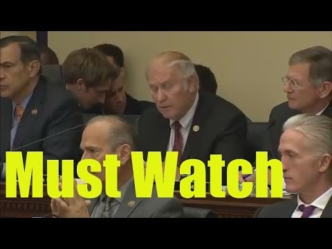 Impeachment Hearing Of IRS Commissioner John Koskinen by the House Judiciary Committee 9 21 16 FULL