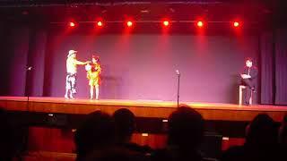 Grupo de teatro ZONAFREE... obra: Pa que te cuento parte 1/4
