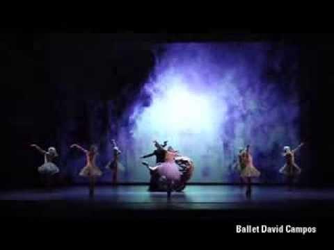 SLEEPING BEAUTY BALLET DAVID CAMPOS