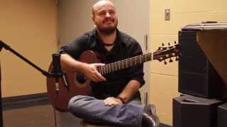 Andy McKee - Art of Motion (Backstage - Benaroya Hall - Seattle, WA)