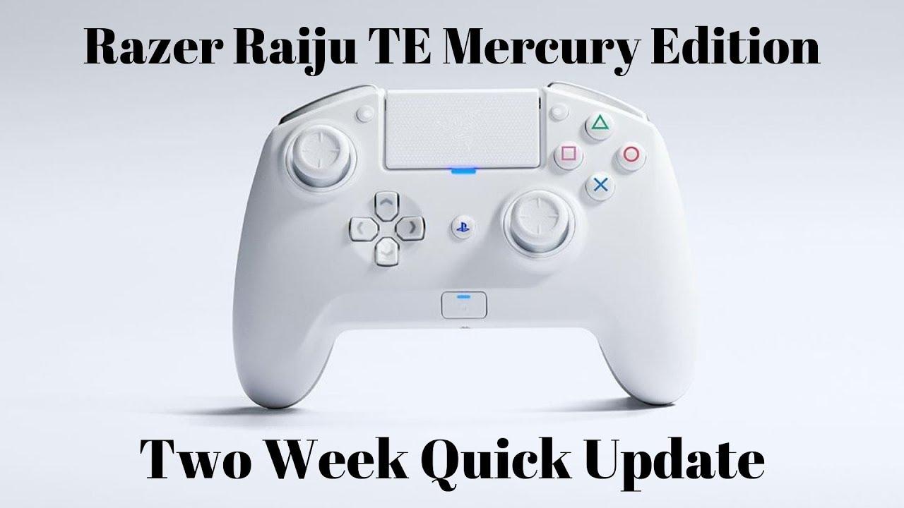Razer Raiju Te Mercury Edition Update After Two Weeks Of Use Youtube However, with the raiju te, i can make the m3 button, which rests. razer raiju te mercury edition update after two weeks of use