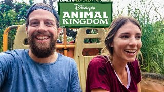 Surprise Trip to Disney World! Flew Across The Country