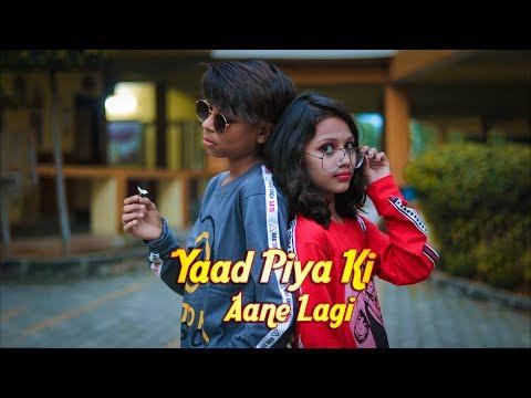 Yaad Piya Ki Aane Lagi / Bheegi Bheegi  Raaton Mein / Neha Kakkar / Cute Love Story/smart Sd King