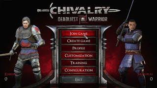 Chivalry: Deadliest Warrior - Beta Gameplay